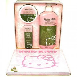 Hello Kitty Body Care Metal Set