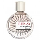 Replay for Her apa de toaleta 60ml