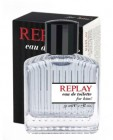 Replay for Him apa de toaleta 75ml